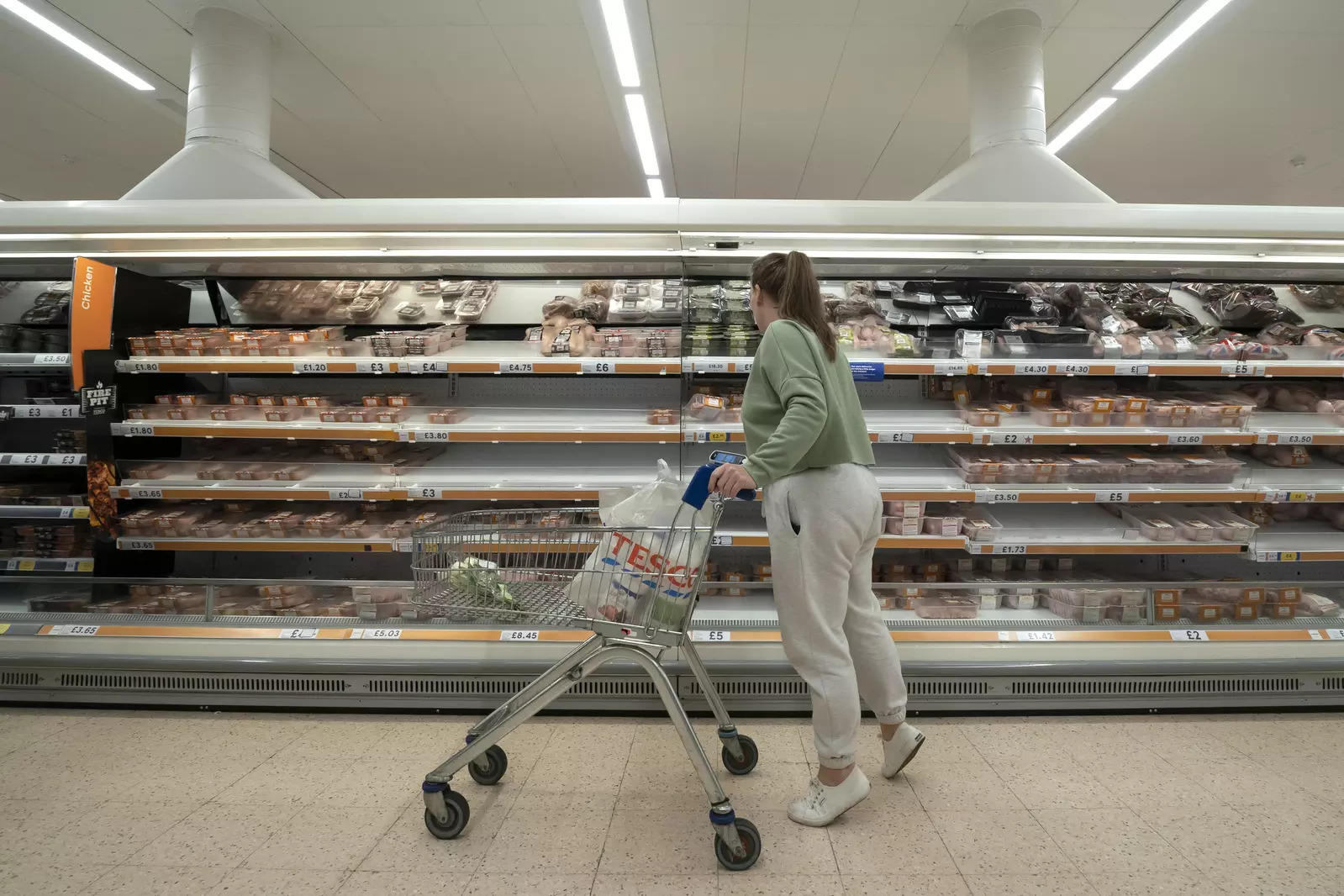 UK retailers face supply crunch as Christmas looms