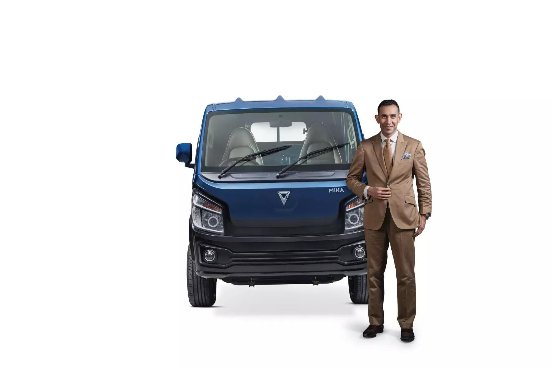Uday Narang, Founder and Chairman, Omega Seiki Mobility