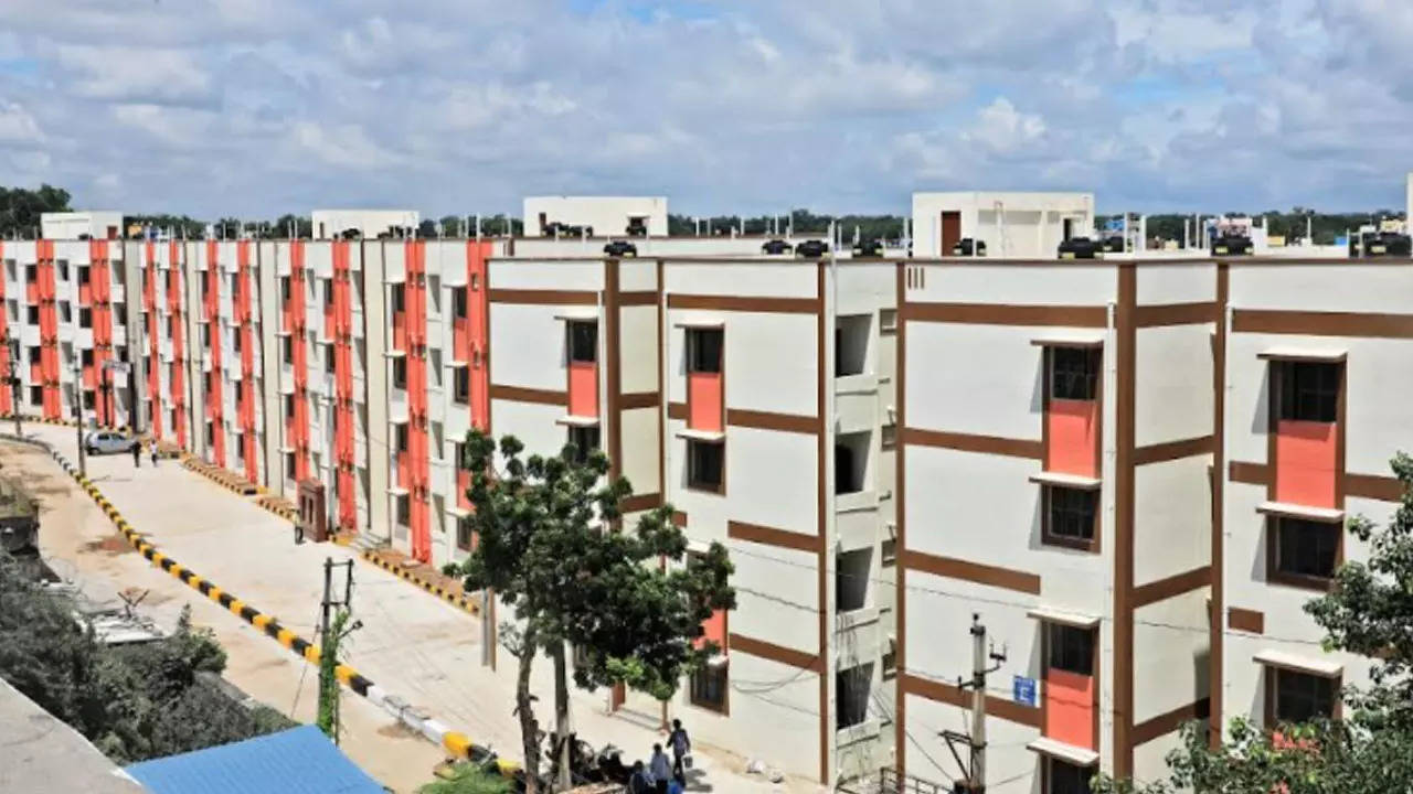 Secunderabad: 168 houses allotted to beneficiaries of Katta Maisamma Silver Compound – ET RealEstate