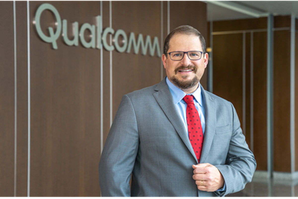 Qualcomm CEO Cristiano Amon