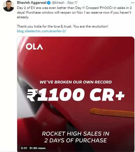 Beyond the Ola electric hype : All bluster or a real agent of change?