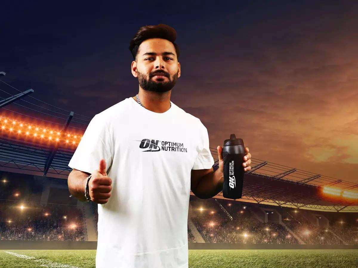 Optimum Nutrition onboards Rishabh Pant as brand ambassador