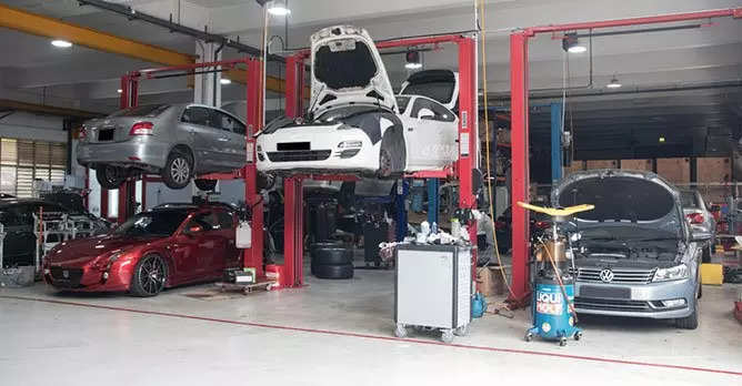 Industry executives said revenue halved for body shops compared to the pre-Covid time.