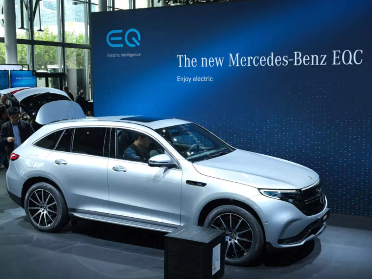 Assembling EVs in India is a real possibility : Mercedes