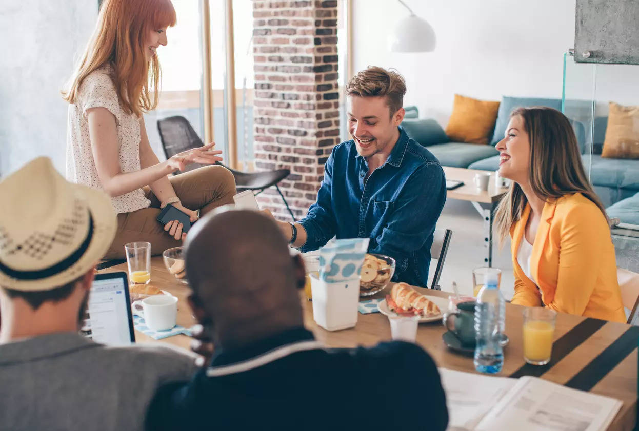 Co-living gaining traction among young professionals – ET RealEstate