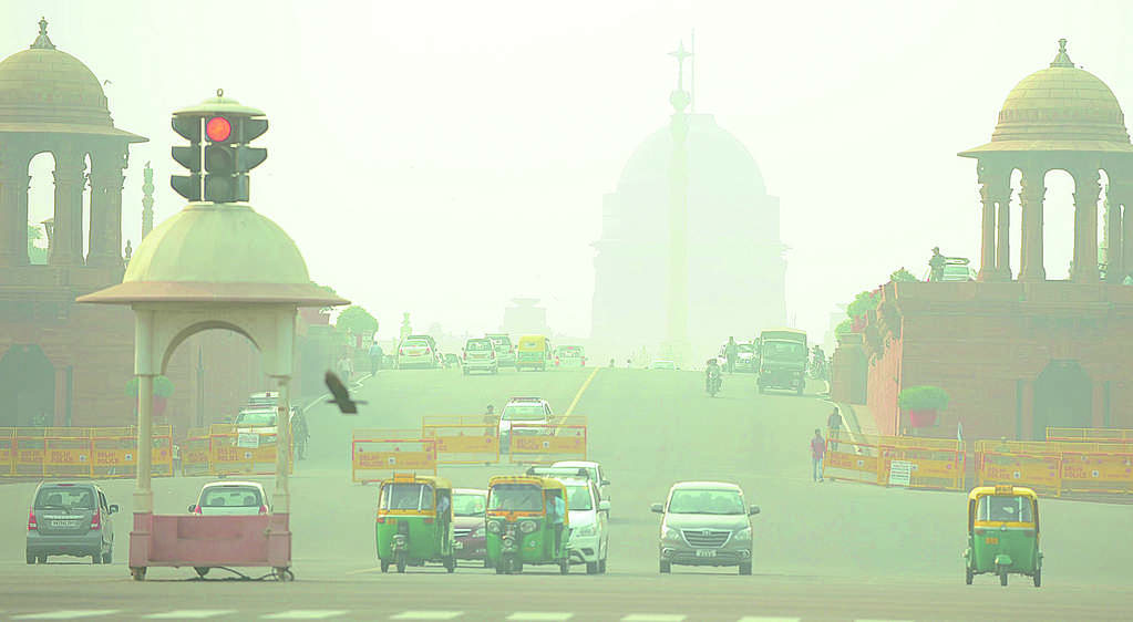 Winter air more 'acidic' in Del, particles finer than rest of NCR