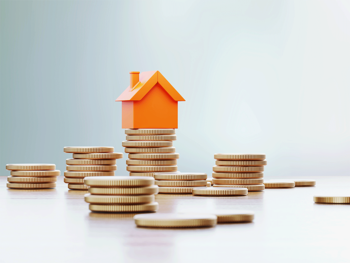 Housing loan payouts in Ahmedabad jump 142% in Q1: Report – ET RealEstate