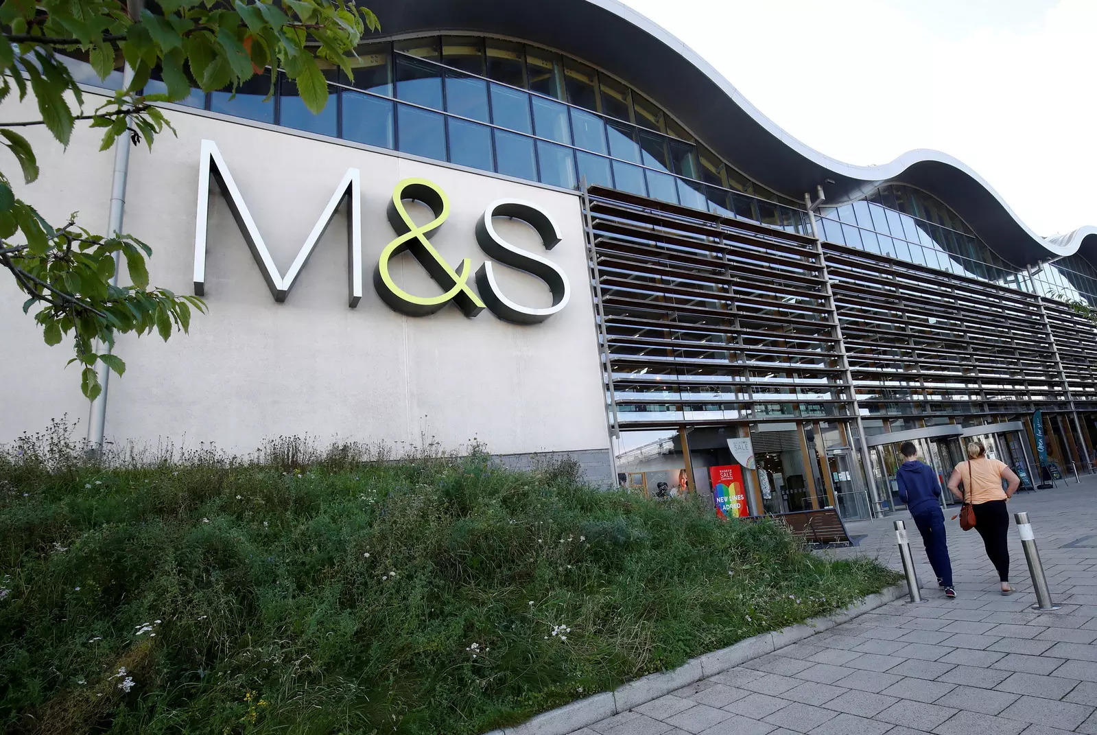 Britain's M&S aims to be fully net zero on emissions by 2040