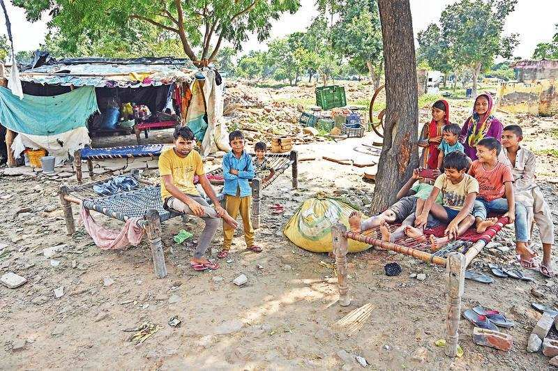 About 80 families stay put in Jewar villages over rehabilitation demands – ET RealEstate