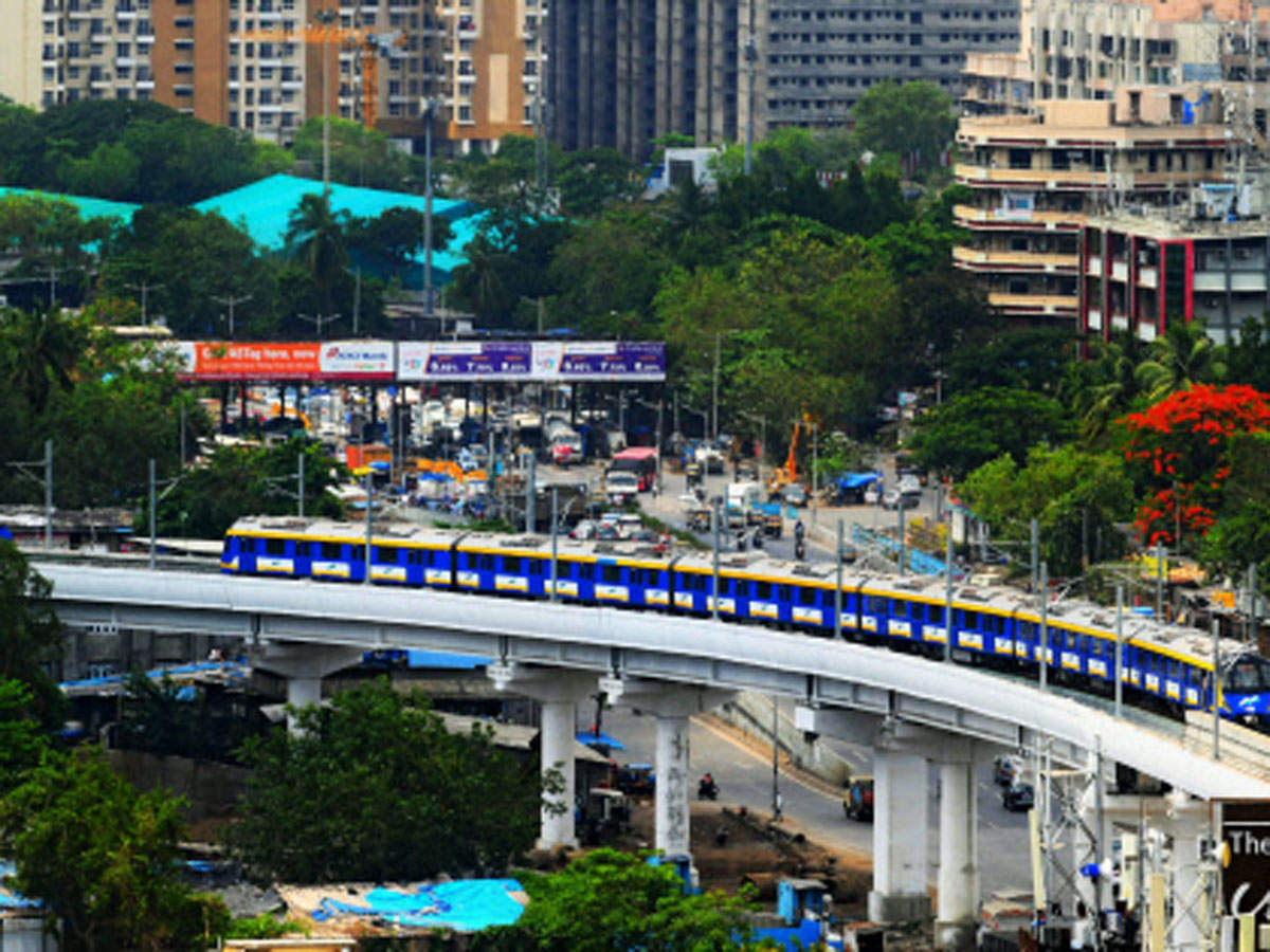 Mumbai Metro train trials to start by early 2022 – ET RealEstate