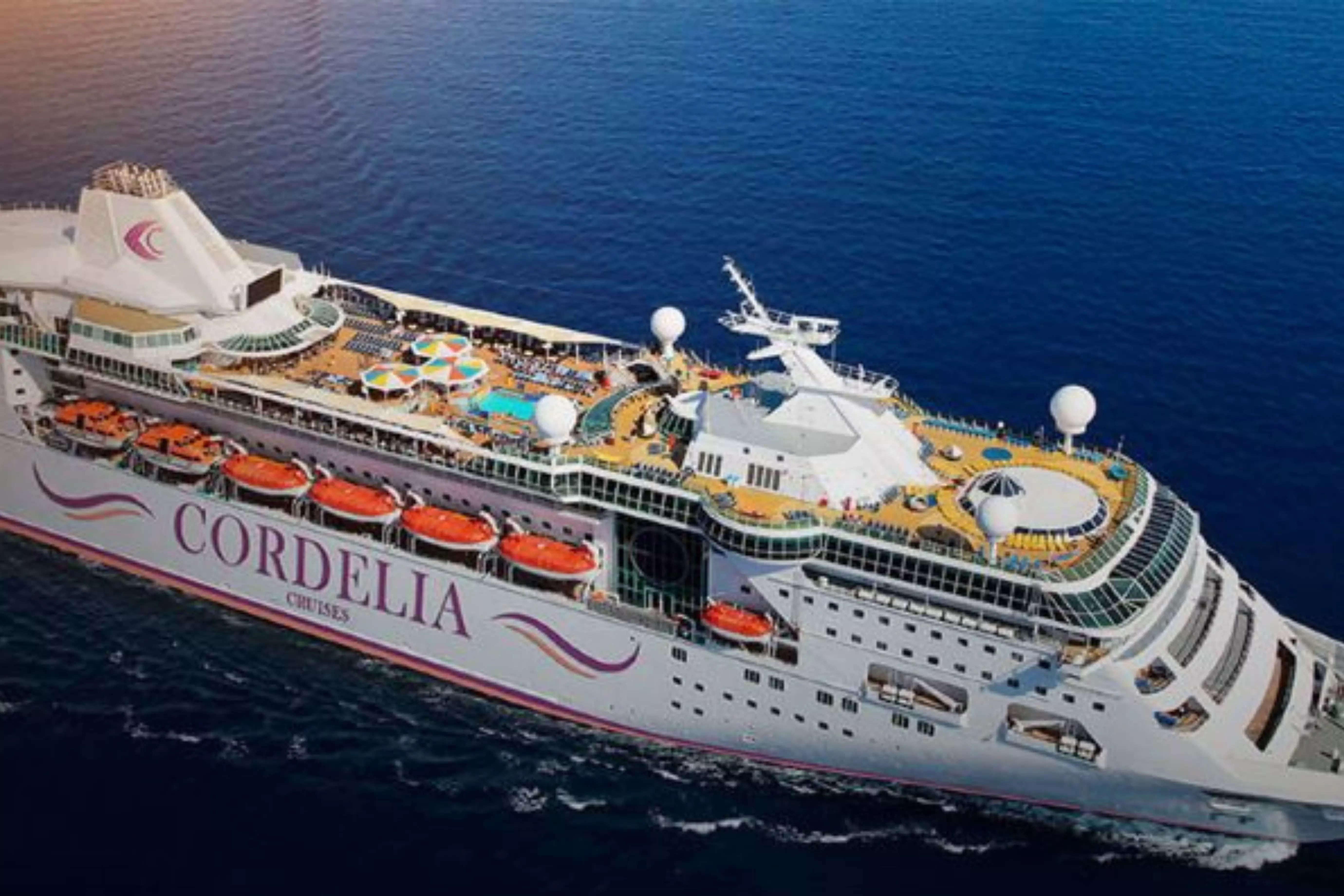 Cruise tourism industry defends Cordelia highlighting cruising protocols