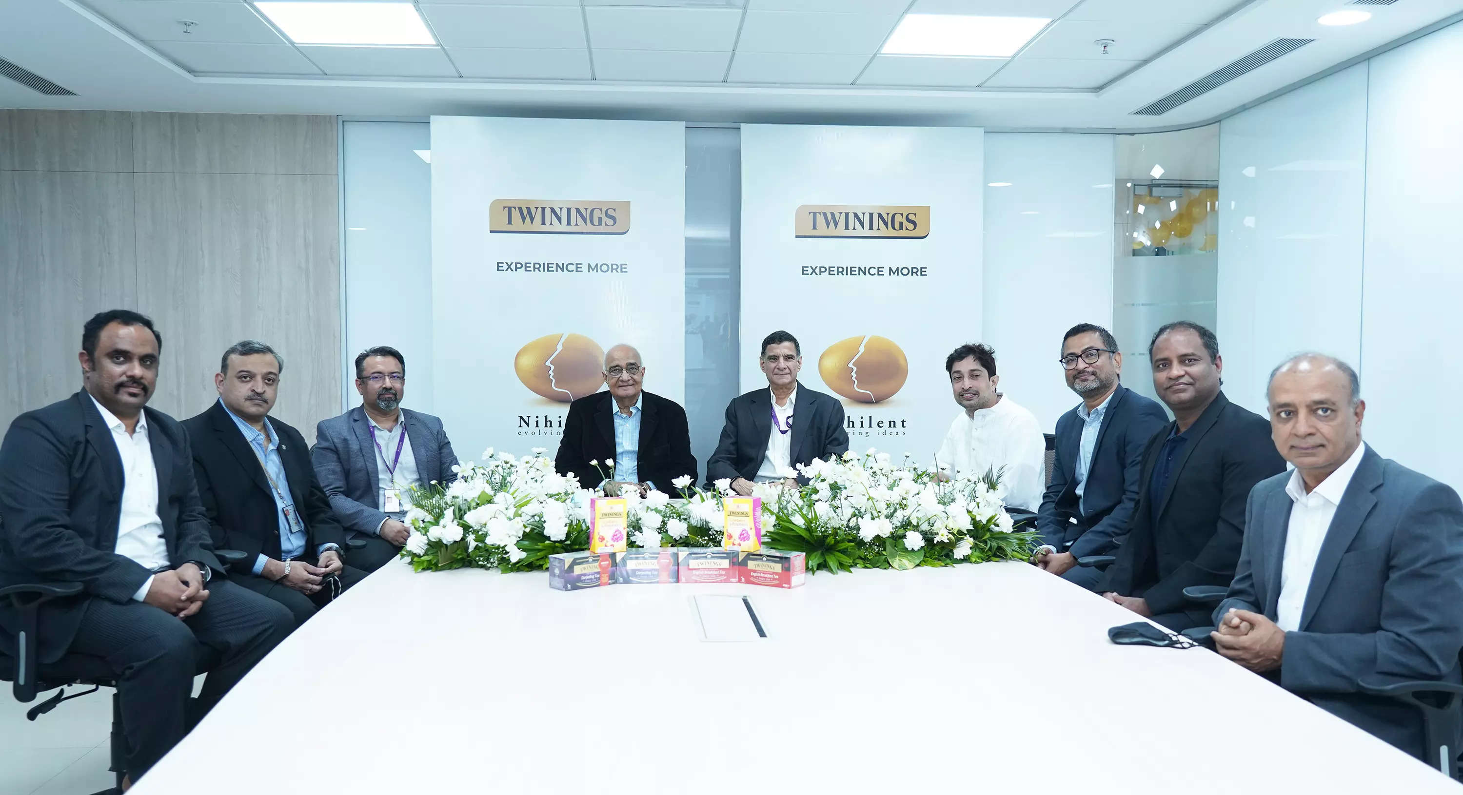 Twinings and Ovaltine Enters into Strategic Partnership with Nihilent for a Digital Centre in India