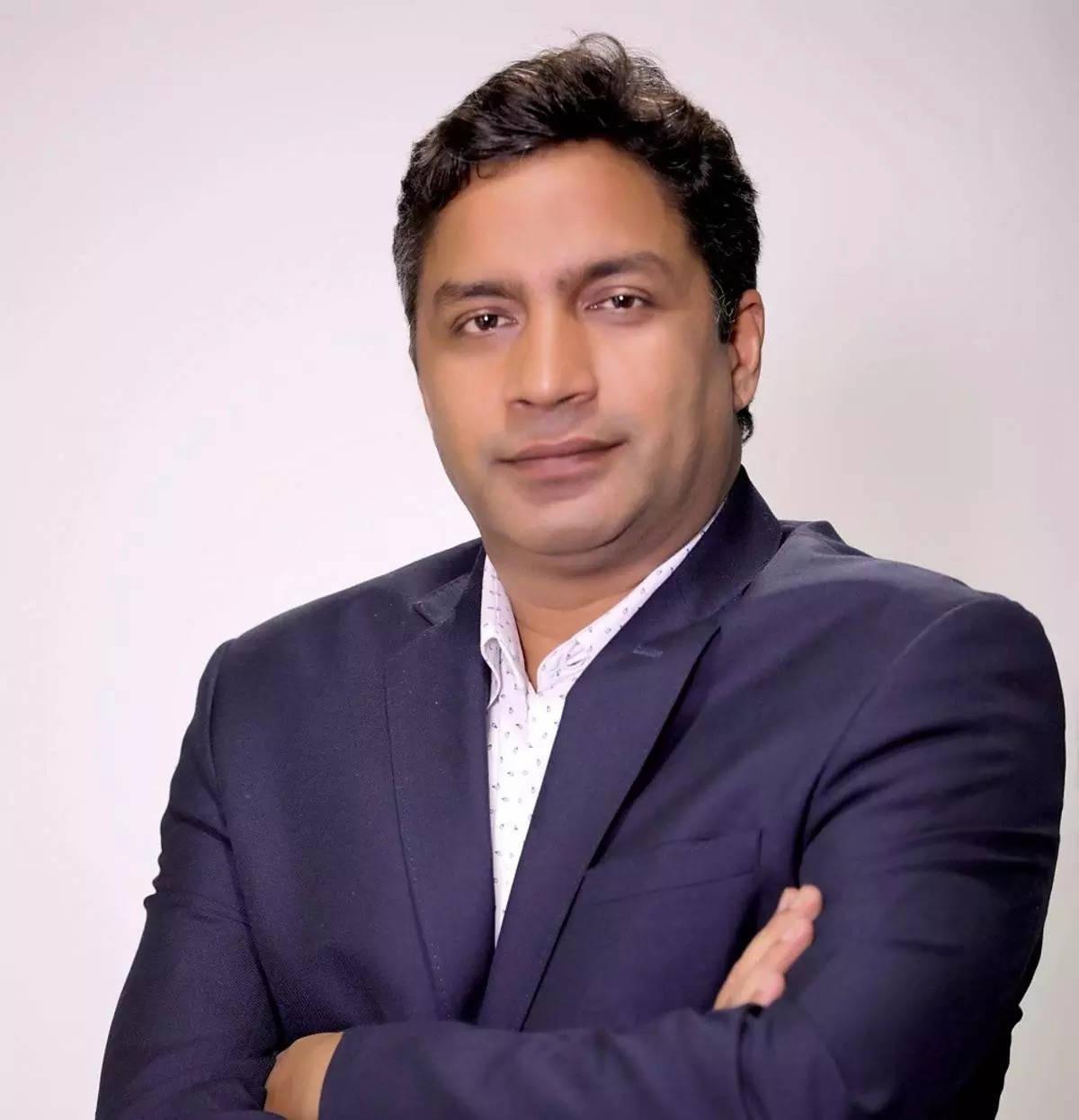Narottam Sharma's journey from storeroom to the boardroom