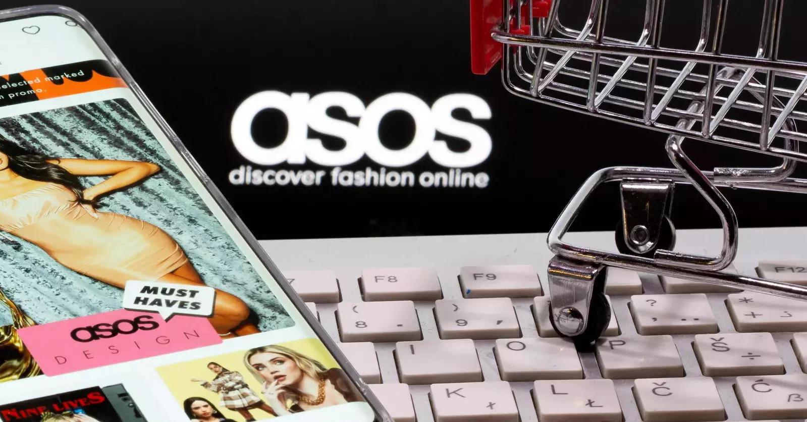 ASOS boss exits as fast fashion retailer warns on profit