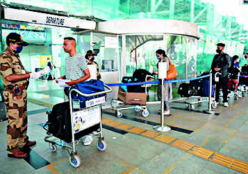 Government tells airlines and airport operators to ensure special treatment to MPs