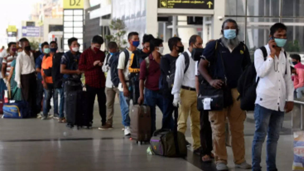 Scheduled domestic and international flights were suspended in March last year in wake of the Covid-19 pandemic. (Representative image)