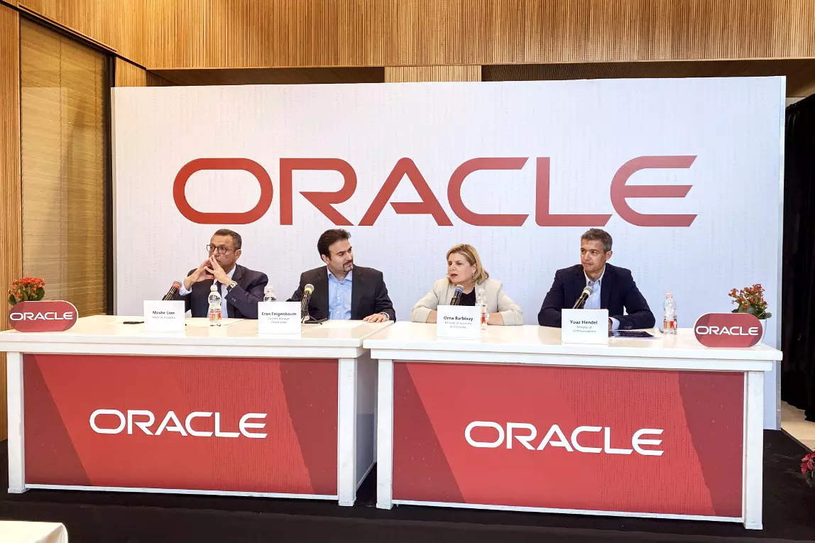 Oracle opens first of 2 cloud data centres in Israel
