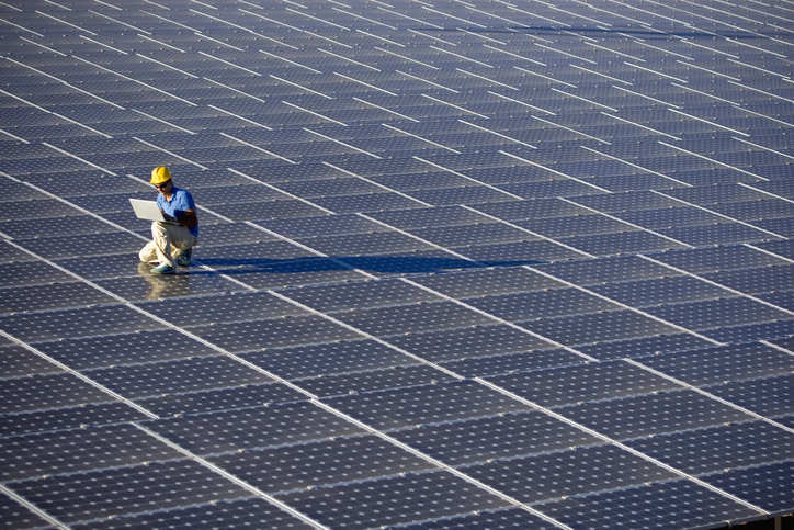Andhra Pradesh: Mega solar power projects await nod of judicial panel