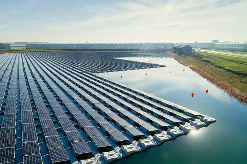 BHEL commissions India's largest floating solar plant in Andhra Pradesh