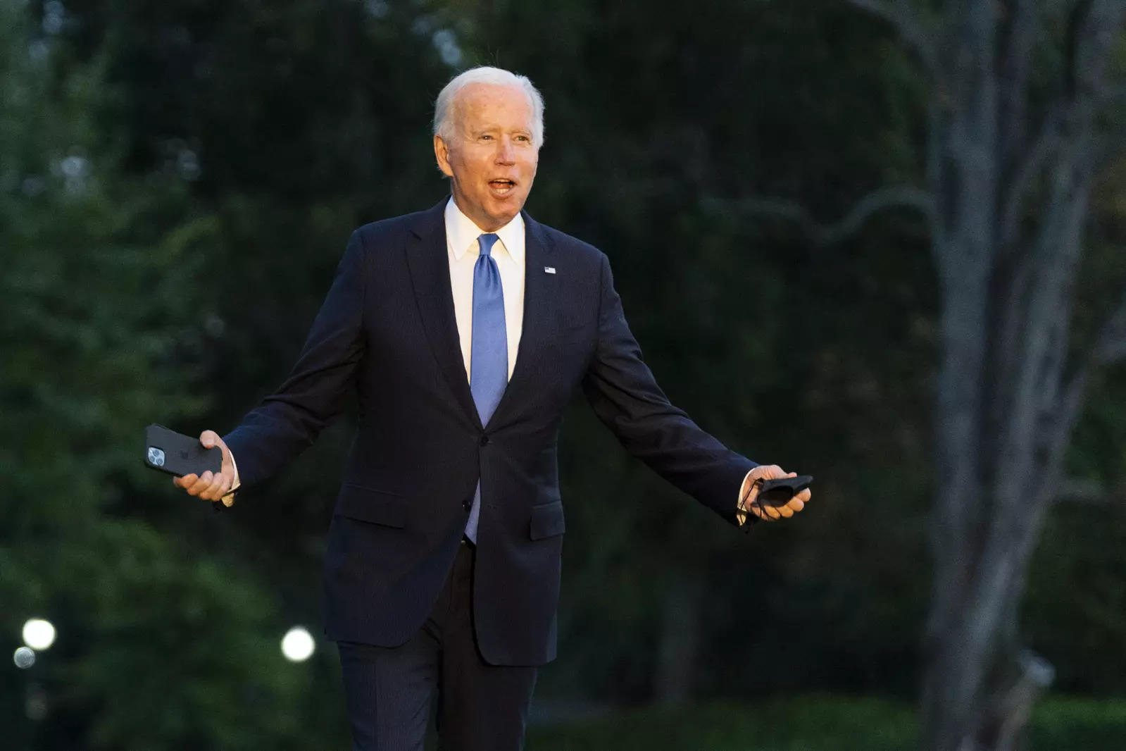 Biden advisor says carbon fee on the table for climate policy