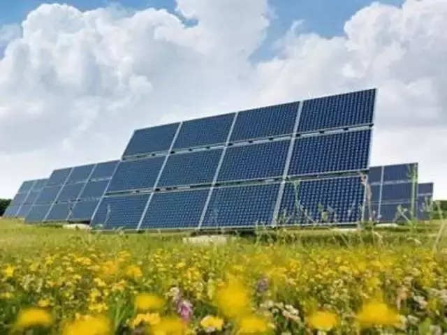 Corporate funding in solar sector surges to $22.8 bn in Jan-Sept 2021: Report