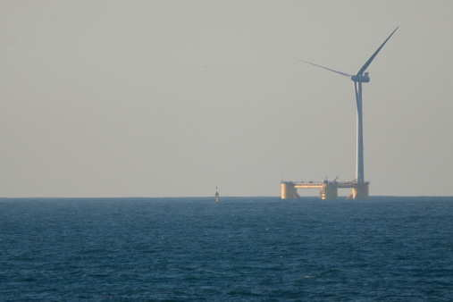 Floating wind power capacity to grow 2,000-fold by 2050: Report
