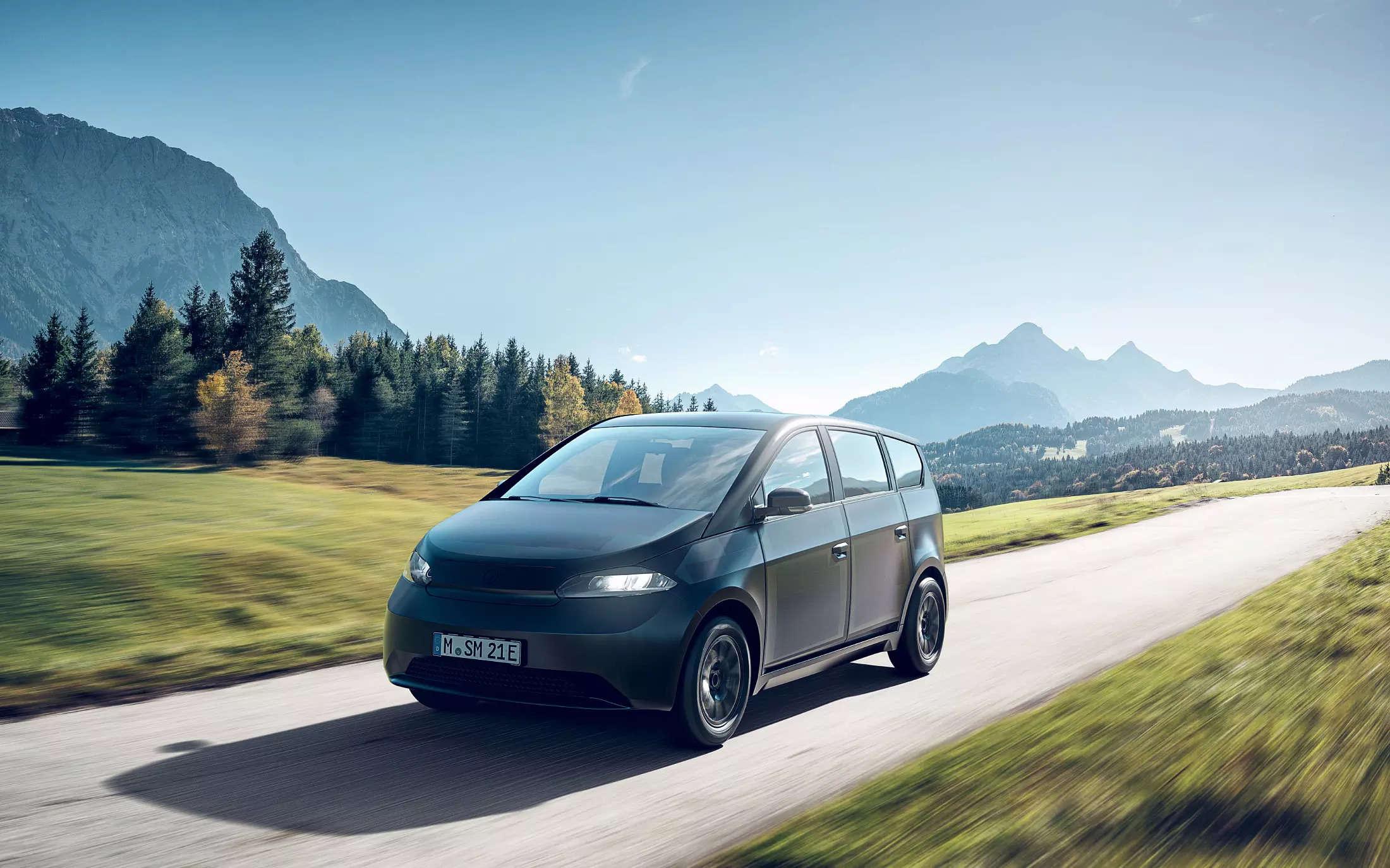 German solar car firm Sono Motors files for U.S. IPO