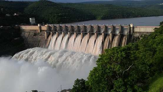 High Court stays Polavaram hydro electric project work till Tuesday