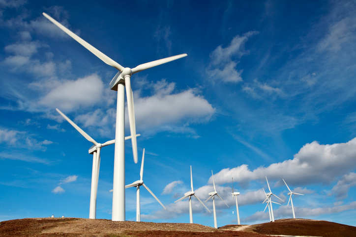 Offshore wind firm Orsted beats third-quarter expectations