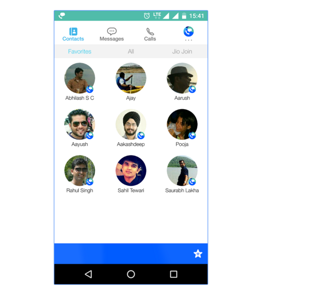 Reliance Jio launches CAF apps to support customer