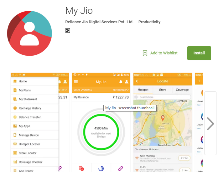 Reliance Jio launches CAF apps to support customer acquisition, Jio