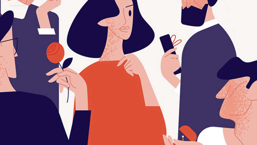 Finding the right match: Dating apps try hacks to bridge the