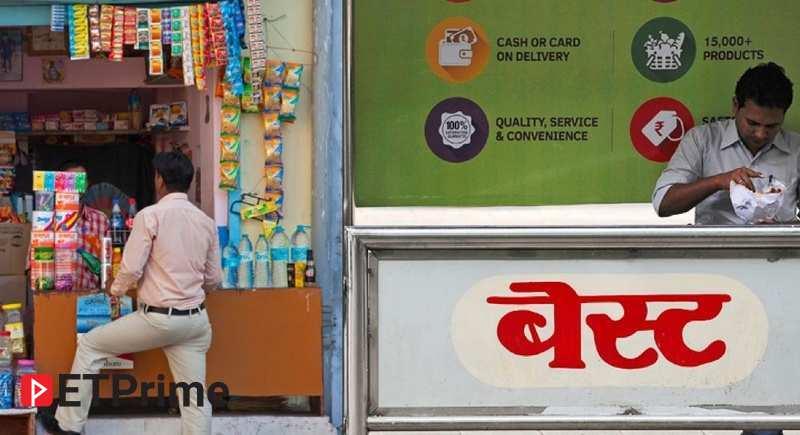 Kiranas trounce Walmart-Amazon-DMart 9-1: how the small grocer keeps winning big