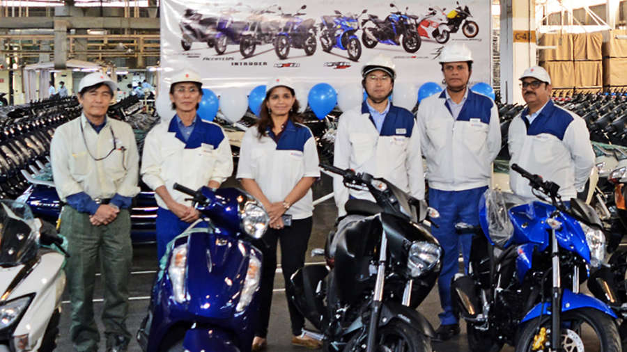 Move away from the mass-commuter market: how Suzuki Motorcycle bucked the slowdown in India