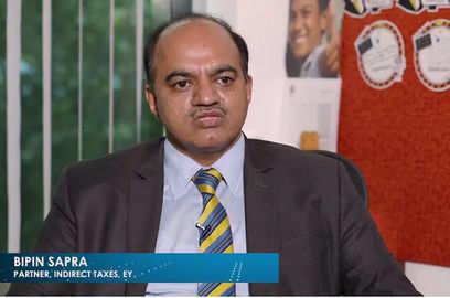 GST turmoil for TMT sector: Bipin Sapra