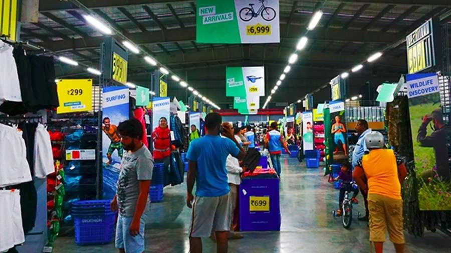 44dfbf223 India s love for Decathlon – part I - ET Prime