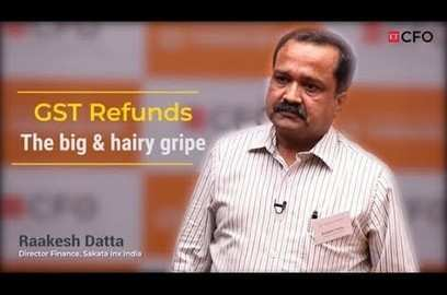 GST refunds major headache: Raakesh Datta, Sakata Inx India