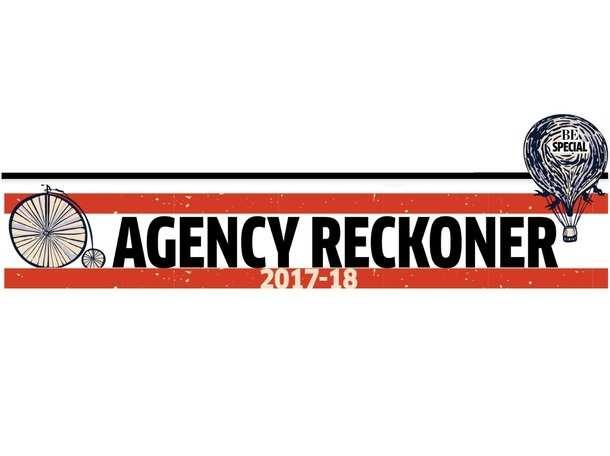 Media - BE Agency Reckoner 2017- 2018, Marketing