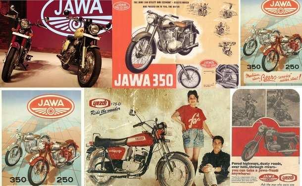 Yamaha Motor Company - Mahindra revives Jawa: A look at the