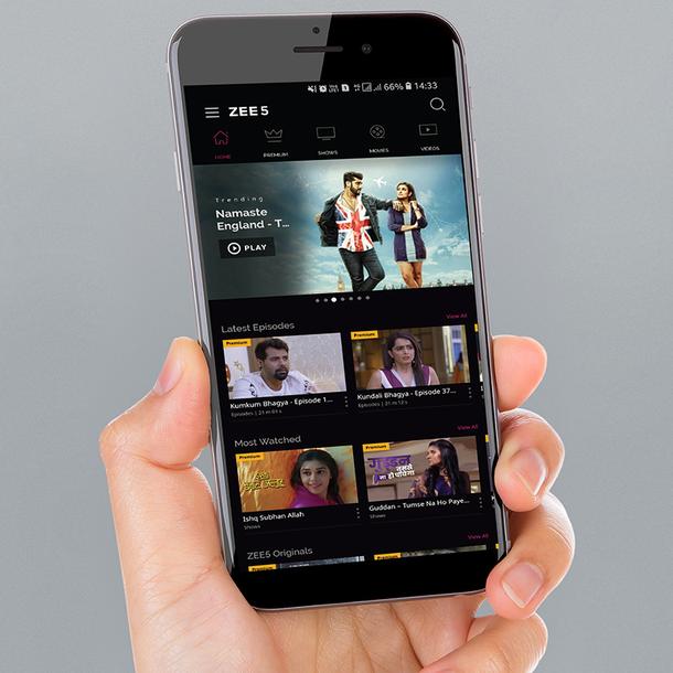 ZEE5 - ZEE5 to launch three original series in April