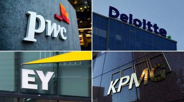 CCI - Govt wants to break the power of Big Four—PwC