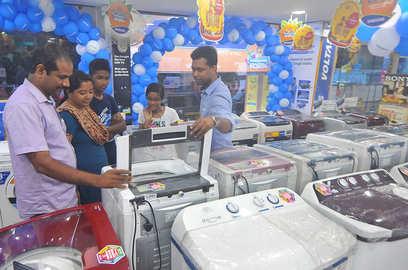appliances consumer electronics industry hopeful of robust sales this festive season