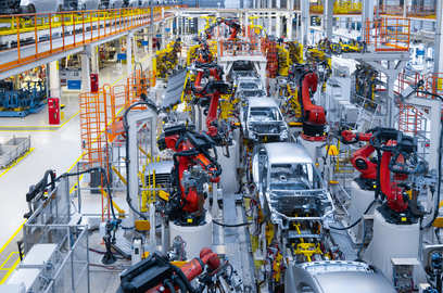 automakers initiate production ramp up to recoup lockdown losses