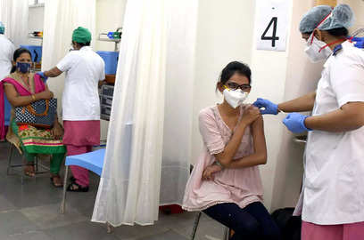 centre asks states and uts to increase coverage of second dose of covid 19 vaccine