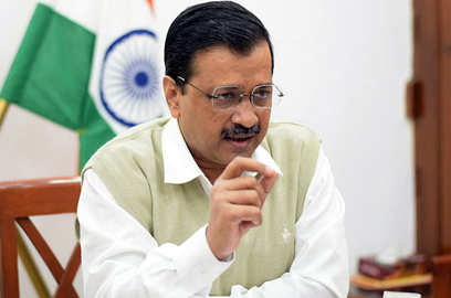 delhi s health system didn t collapse during pandemic arvind kejriwal