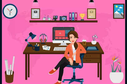 during covid 19 pandemic it sector showed resilience work from home gained popularity experts