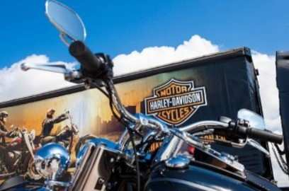 et auto exclusive a hero for harley customers in india