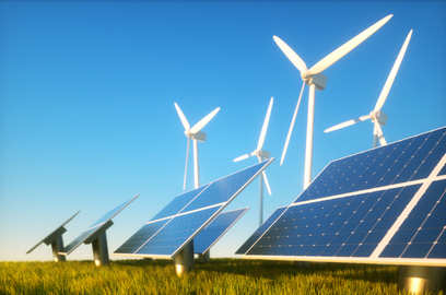 fall in cost of financing renewable projects oxford university