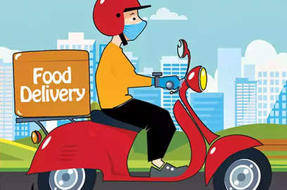 food delivery companies see demand spike from small towns