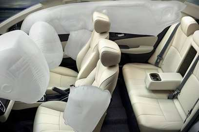 from april new cars must have airbag for front passenger seat